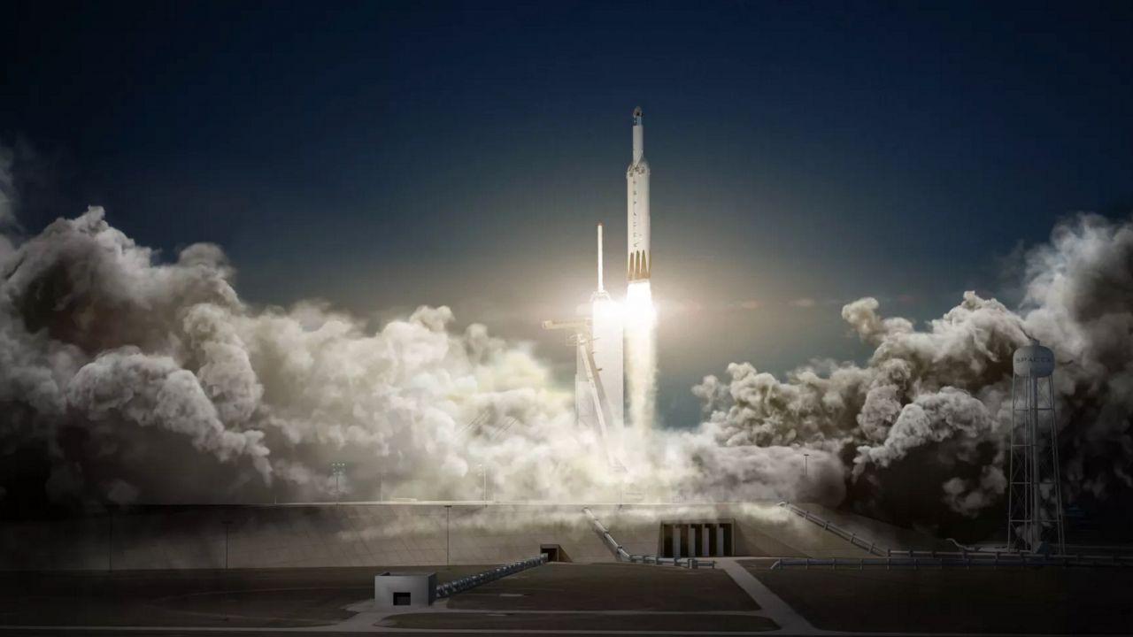 Inizia l'era del turismo spaziale: SpaceX manderà due turisti intorno alla luna