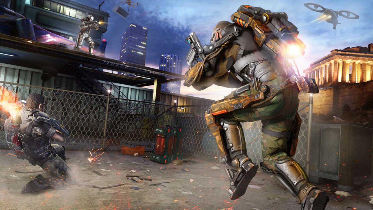 Inizia il week end di doppi XP per Call of Duty Advanced Warfare