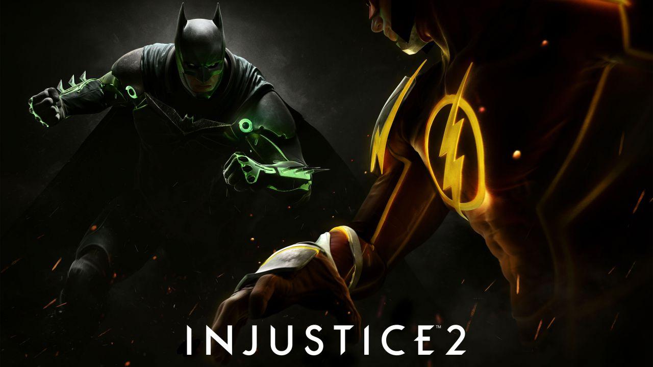 Injustice 2: il gameplay verrà mostrato il 12 giugno