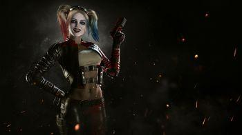 Injustice 2: nuovo trailer dedicato a Deadshot e Harley Quinn