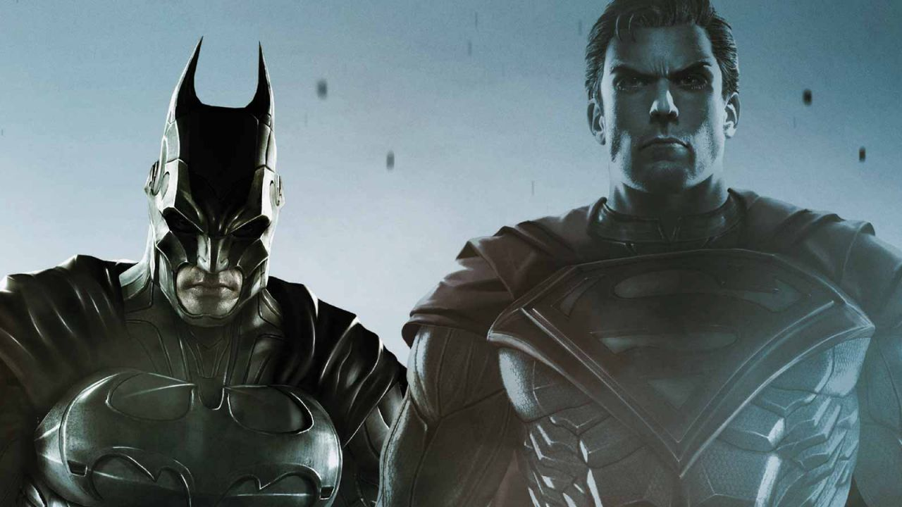Injustice 2: Un poster anticipa l'annuncio dell'E3 2016?