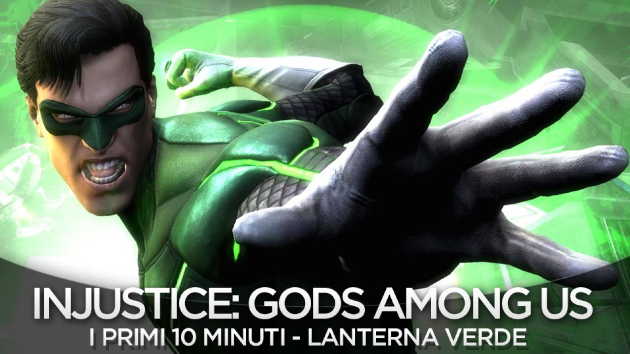 Injustice: disponibile la patch 1.06
