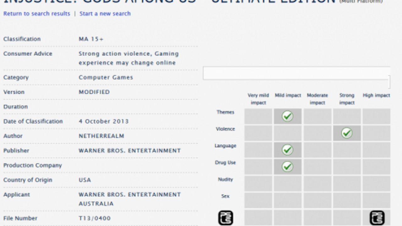 Injustice: Gods Among Us, i DLC arrivano sull'eShop del Wii U