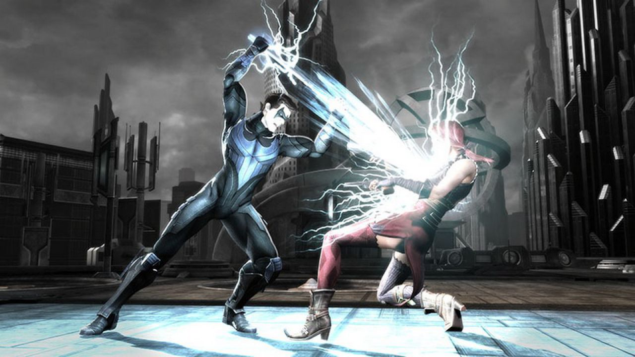 Injustice Gods Among Us giocabile gratis su Steam nel weekend