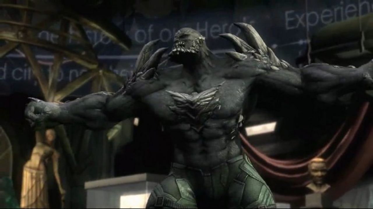 Injustice: Gods Among Us - il nuovo DLC comprenderà anche Cyborg Superman