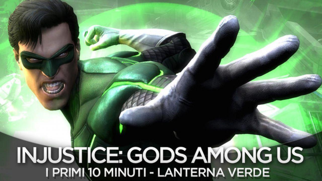 Injustice: Gods Among Us, sarà svelato oggi il nuovo DLC