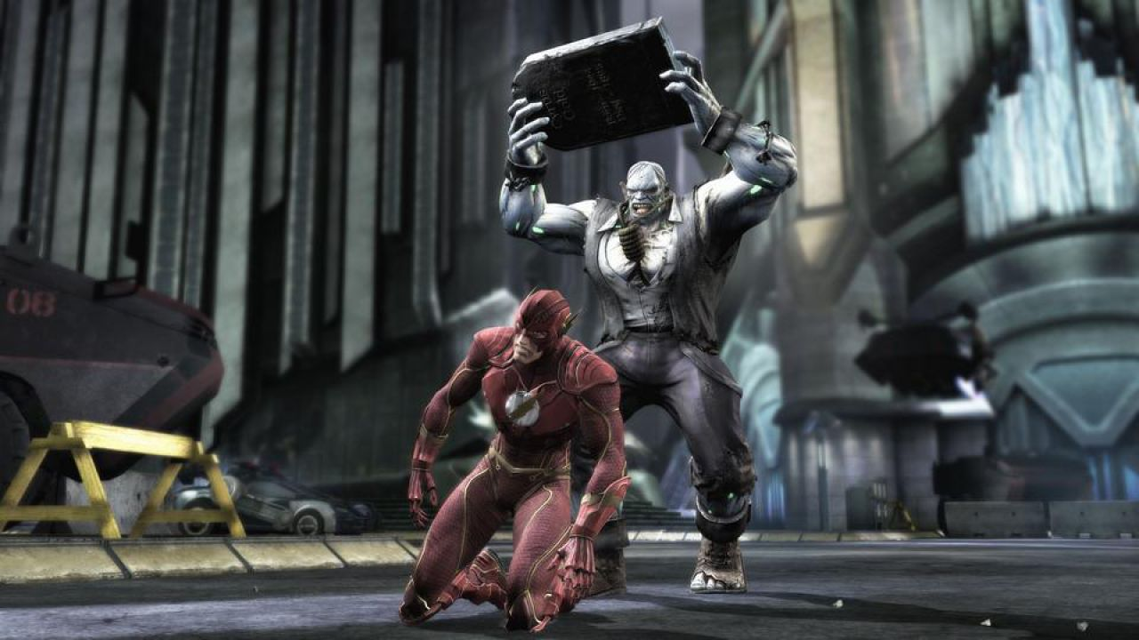 Injustice Gods Among Us: sequel in arrivo nel 2015?