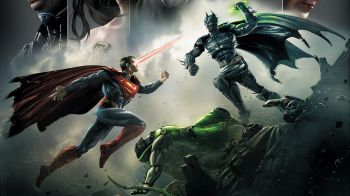 Injustice Gods Among Us si aggiorna su iOS e Android