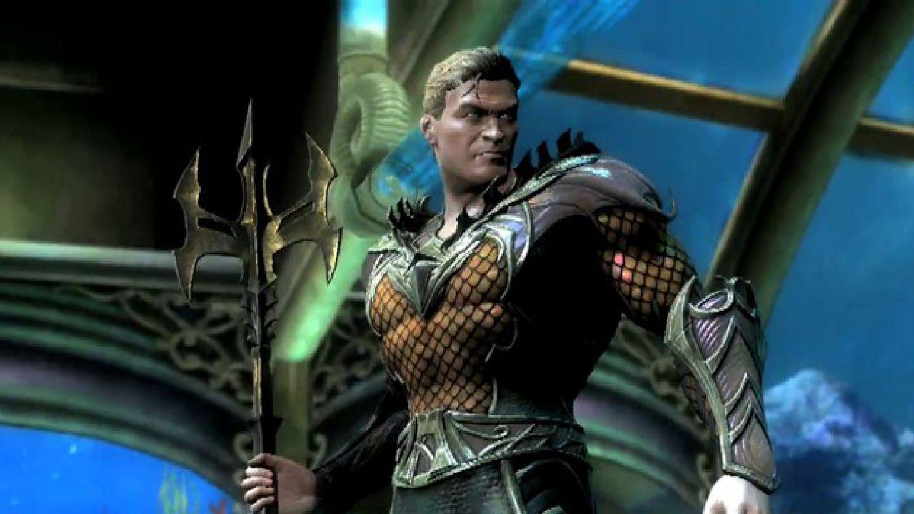 Injustice: Gods Among Us - trailer per il DLC 'Zatanna'