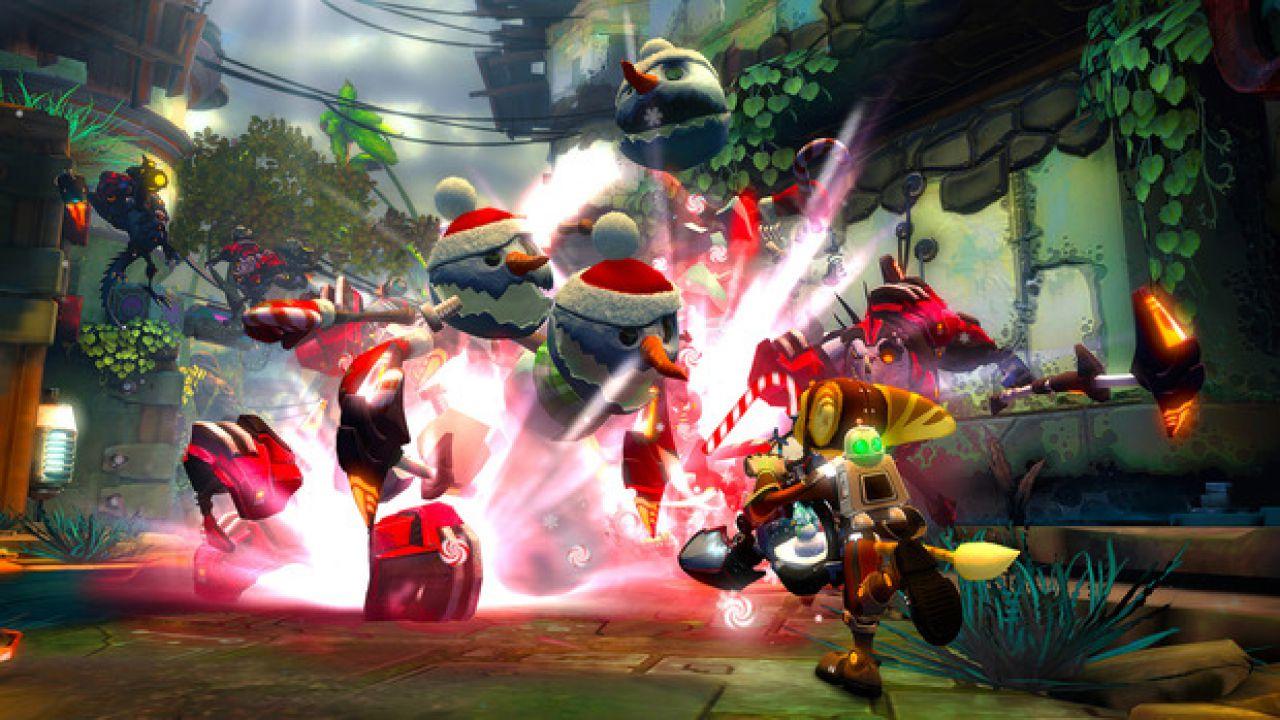 Insomniac annuncia Ratchet & Clank: Into the Nexus