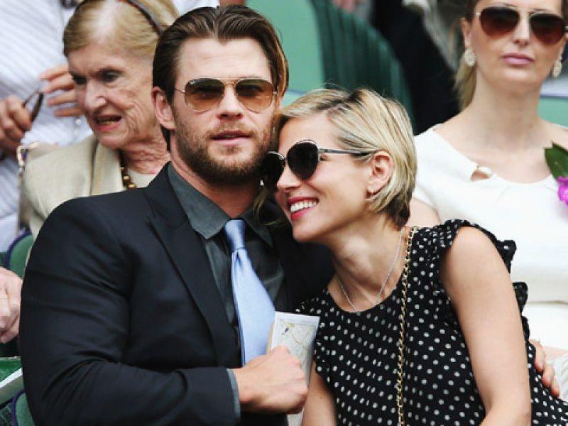Interceptor, Chris Hemsworth sta allenando Elsa Pataky per il ruolo nel film