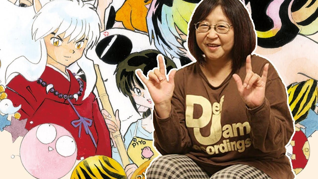 Inuyasha: la mangaka Rumiko Takahashi è stata premiata con un'importante onorificenza