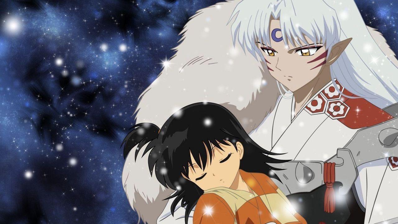 Inuyasha Yashahime: Sesshomaru e Rin protagonisti di un simpatico sondaggio