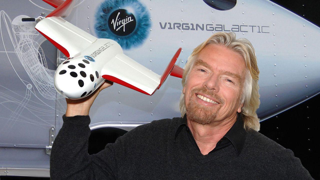 Investire nel turismo spaziale: Virgin Galactic si quota in borsa