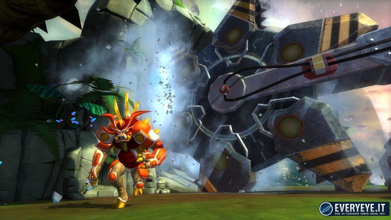 Invizimals: The Lost Kingdom, rilasciati cinque nuovi render