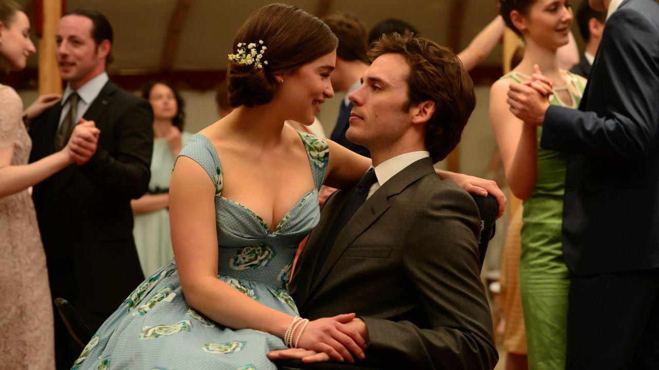 Io Prima di Te: due commoventi clip dal film con Emilia Clarke e Sam Claflin