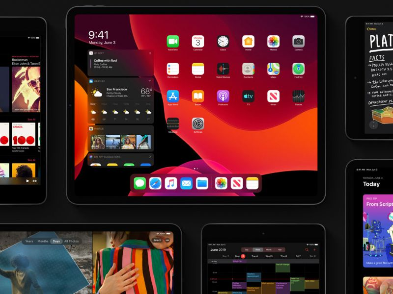 iPad Pro, segnalati problemi con iPadOs 13.4.1: sconsigliato l'aggiornamento