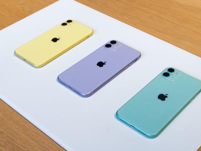 iPhone 11 è lo smartphone più venduto nel primo trimestre del 2020