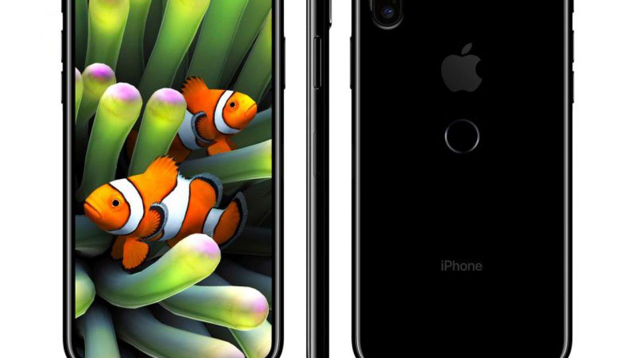 iPhone 8: nuovi rumor sullo spostamento del Touch ID