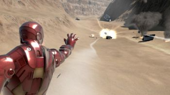 Iron Man 2: Il Videogioco, nuove immagini