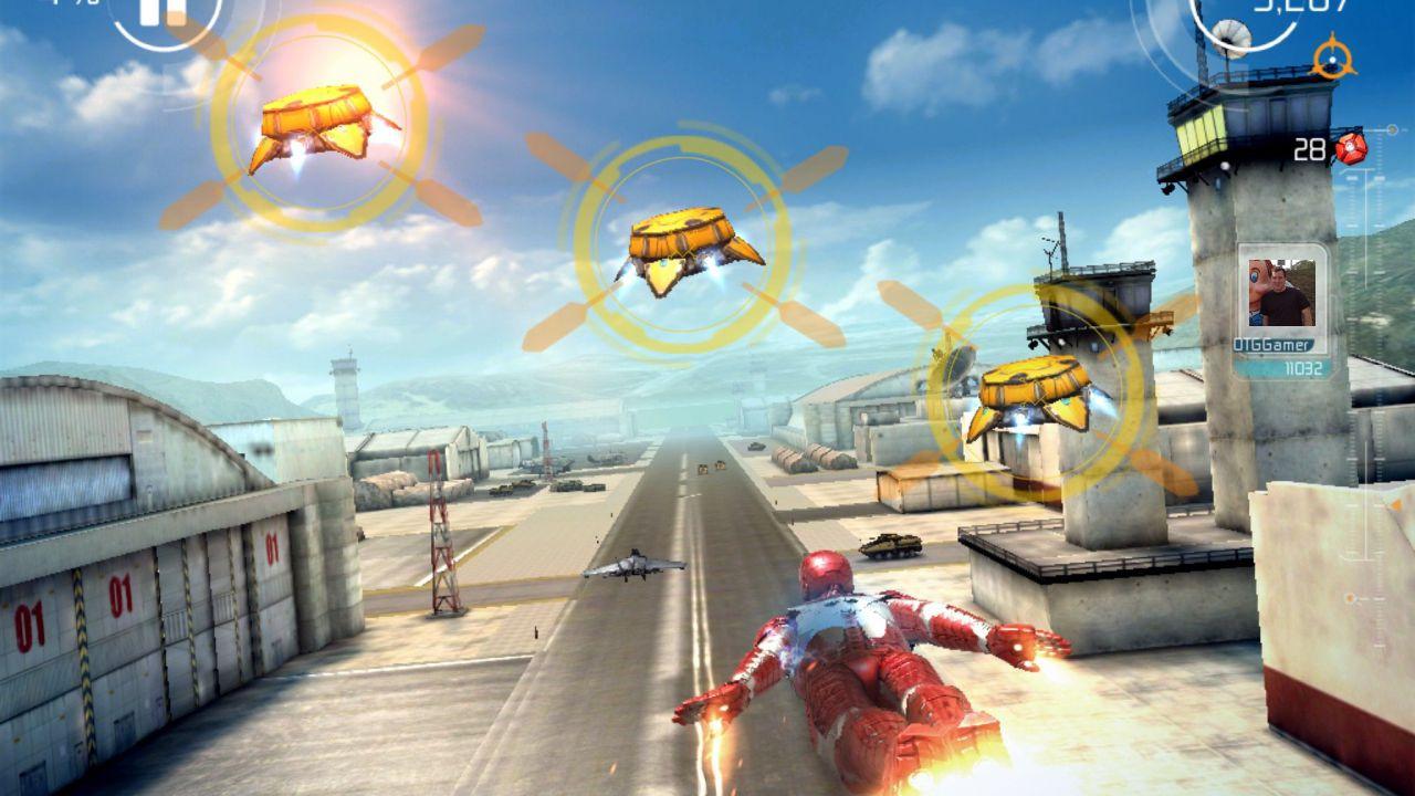 Iron Man 3: disponibile un nuovo aggiornamento