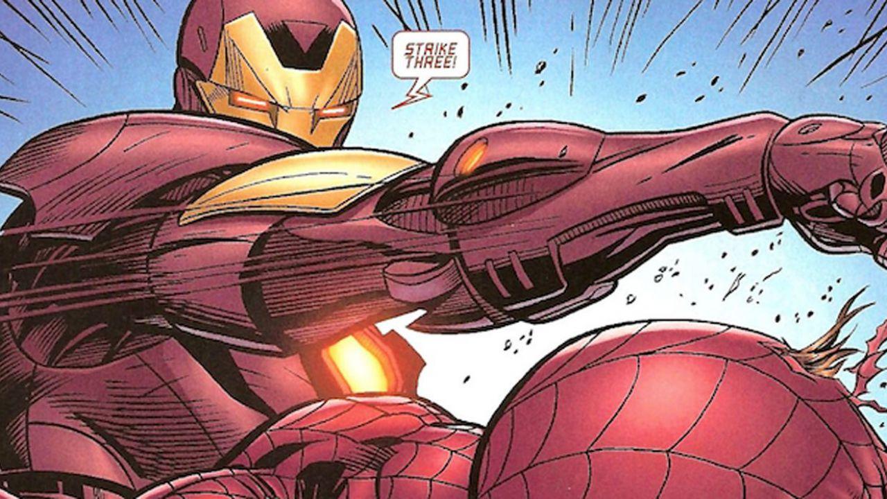 Iron Man: la Marvel rivela la nuova suit del Vendicatore