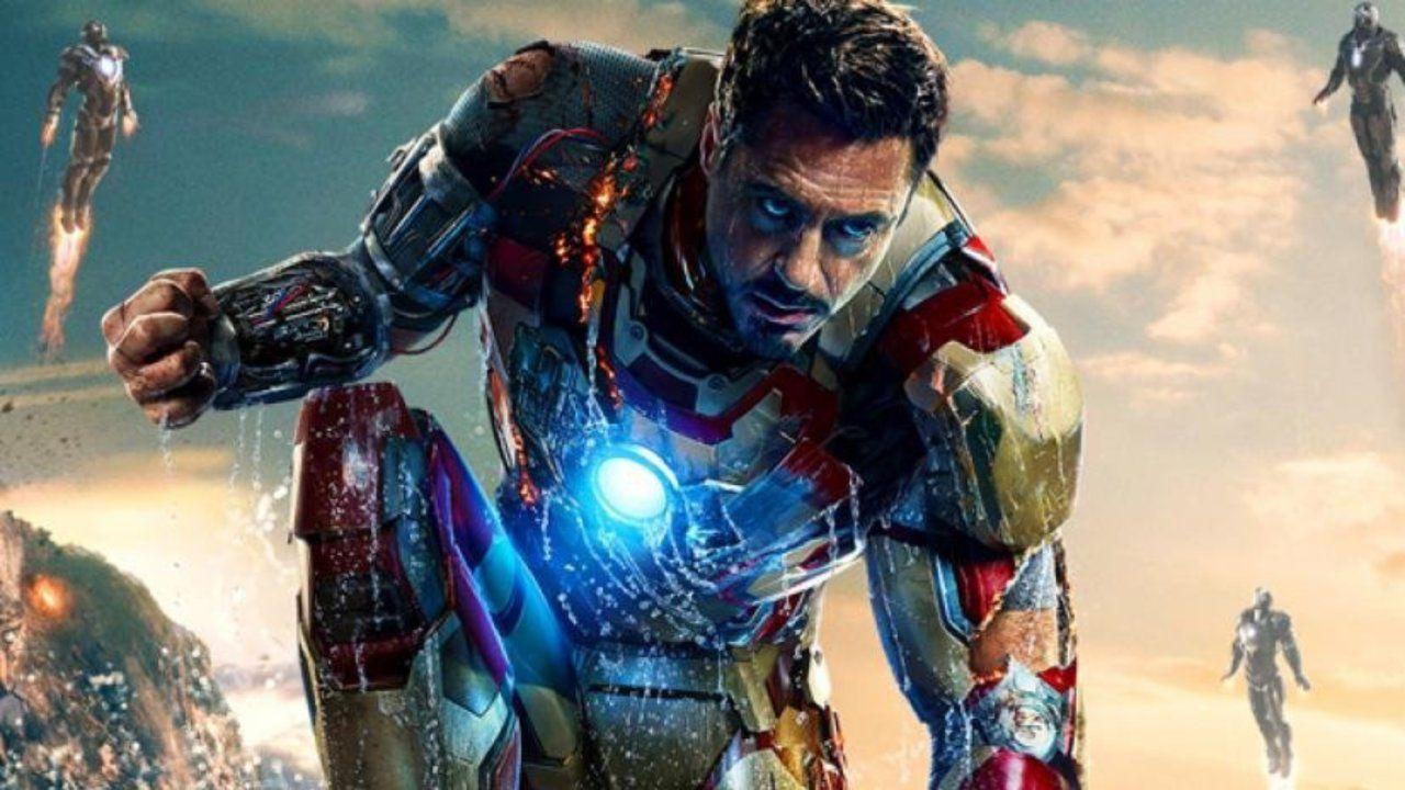 Iron Man, svelati i retroscena di quella famosa foto fake che trapelò dal set