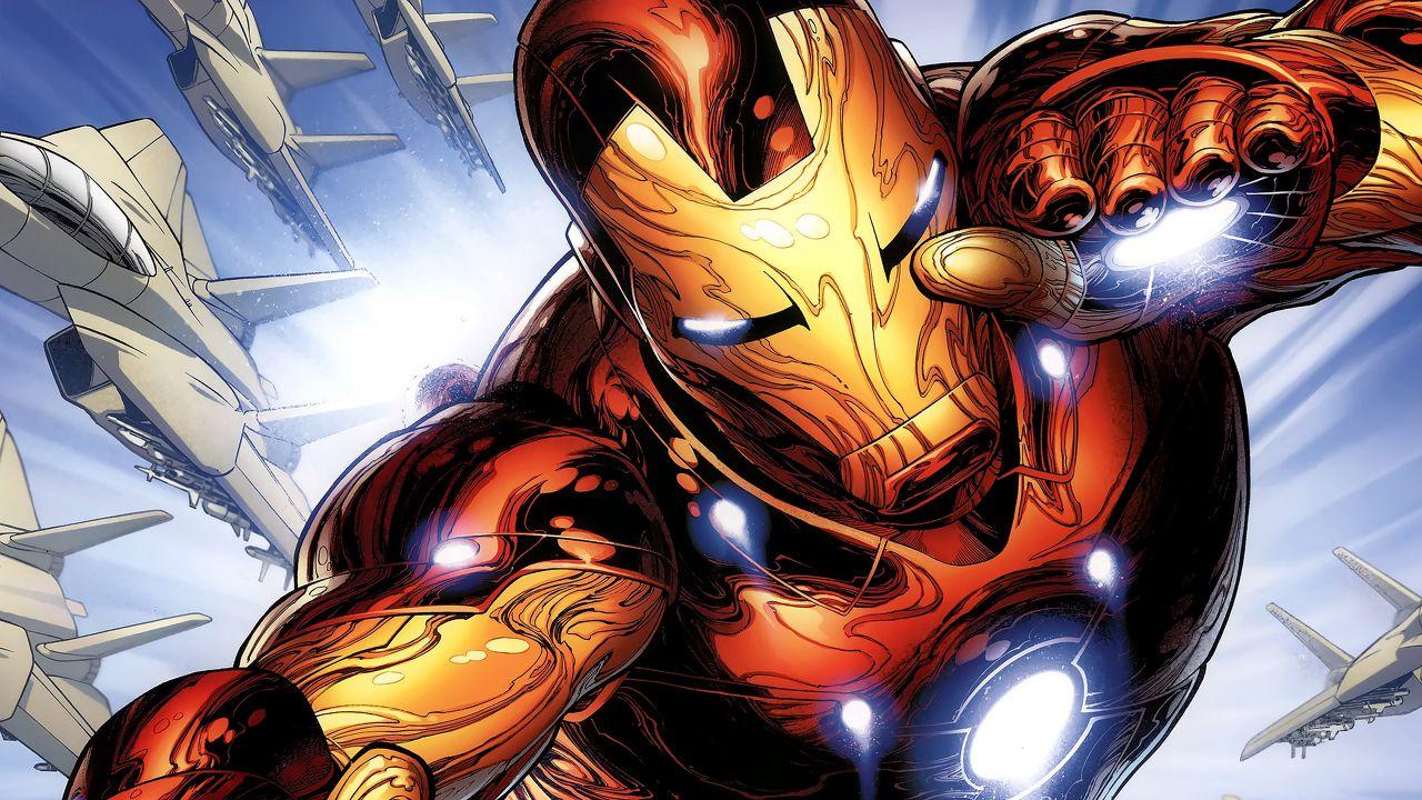 Iron Man: ecco un'anticipazione dell'evento Dark Ages