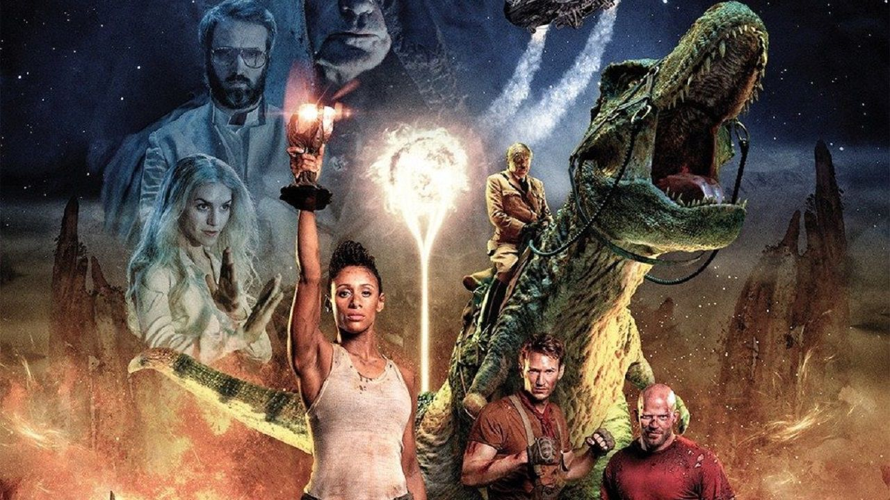 Iron Sky: The Coming Race si mostra in un nuovo poster ufficiale