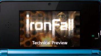 IronFall: svelata un'eccezionale tech demo del progetto per 3DS