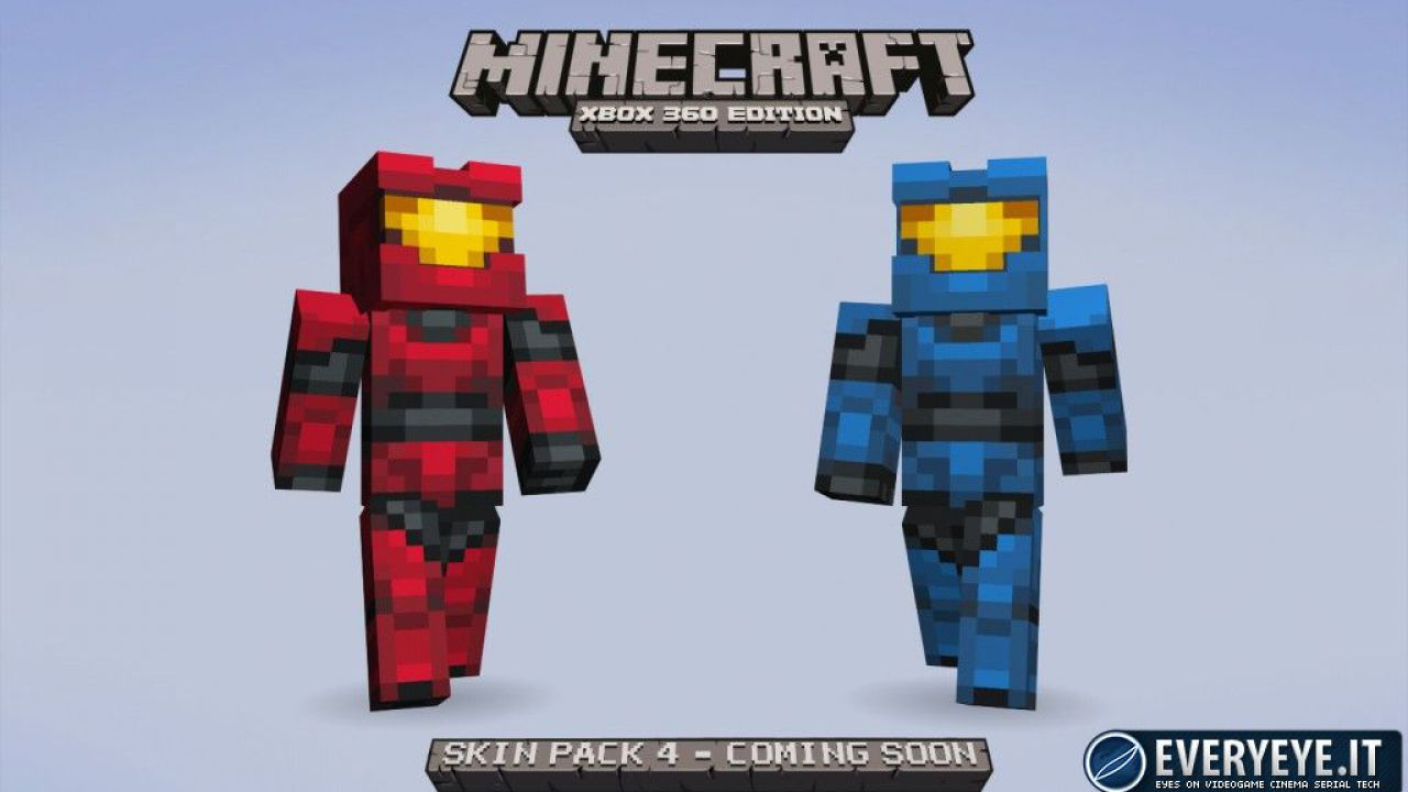 Ironfall: Titanfall ricreato con Minecraft