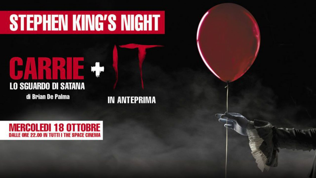 IT: maratona horror al The Space Cinema per celebrare l'uscita del film