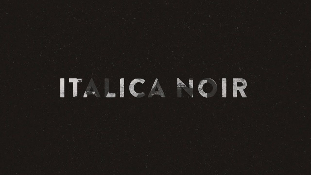Italica Noir: la docu-serie crime firmata Infinity con Adriano Giannini
