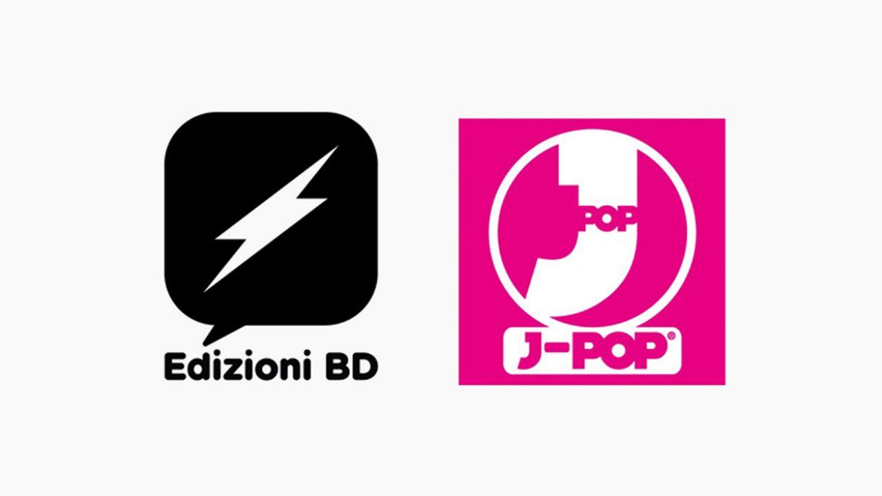 J-POP Manga e Edizioni BD annunciano le nuove uscite