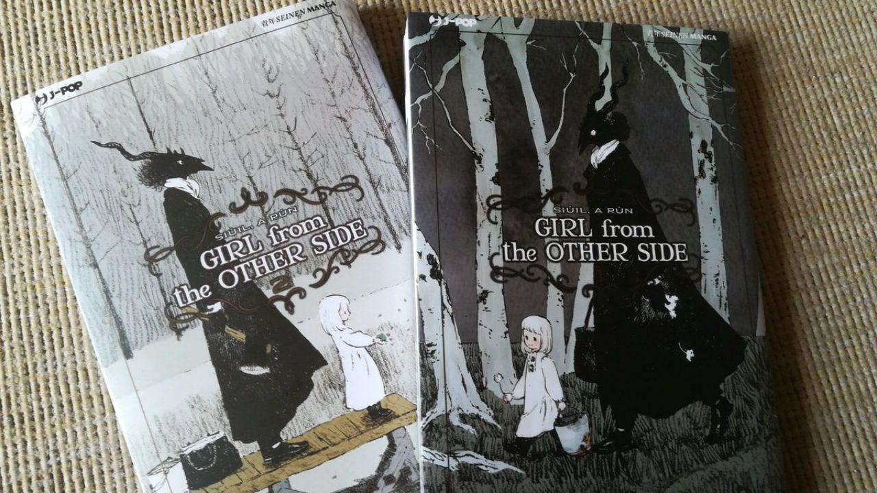 J-POP presenta l'ospite del Romics: è Nagabe, mangaka di Girl From The Other Side