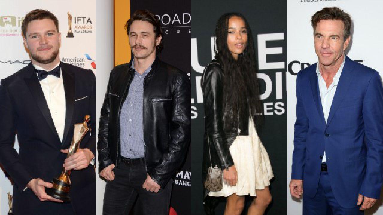 Jack Reynor, James Franco, Zoe Kravitz e Dennis Quaid nel cast del thriller Kin