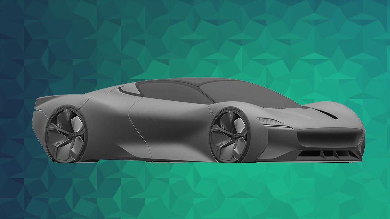 Jaguar sta progettando una nuova supercar? Spunta un misterioso brevetto