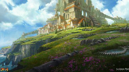 Jak 4: trapelano sul web alcuni concept art del gioco cancellato
