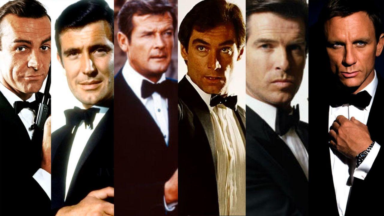 James Bond, il sondaggio definitivo elegge il miglior James Bond di sempre