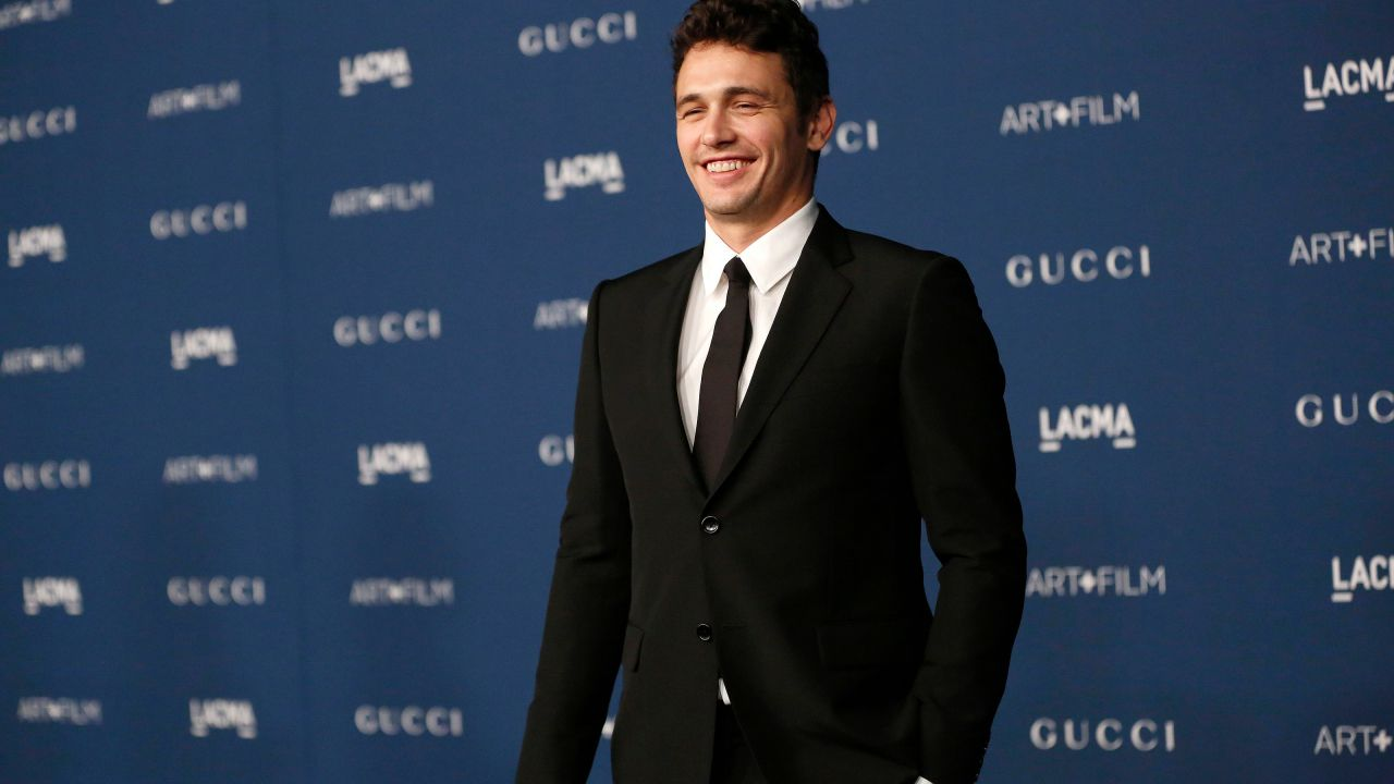 James Franco, la star trova un accordo dopo le accuse di comportamento sessuale scorretto