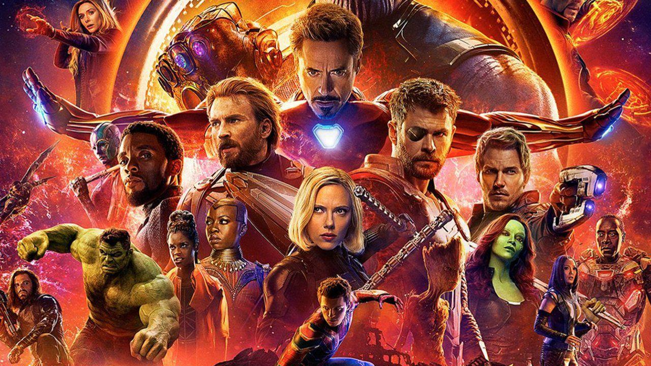 James Gunn rivela la sua scena preferita di Avengers Infinity War, e non è una sorpresa