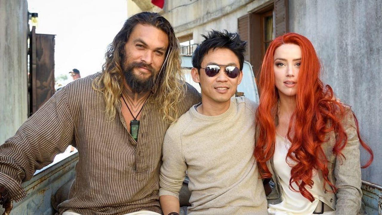James Wan: in Aquaman le scene sott'acqua non saranno assolutamente come in Justice League