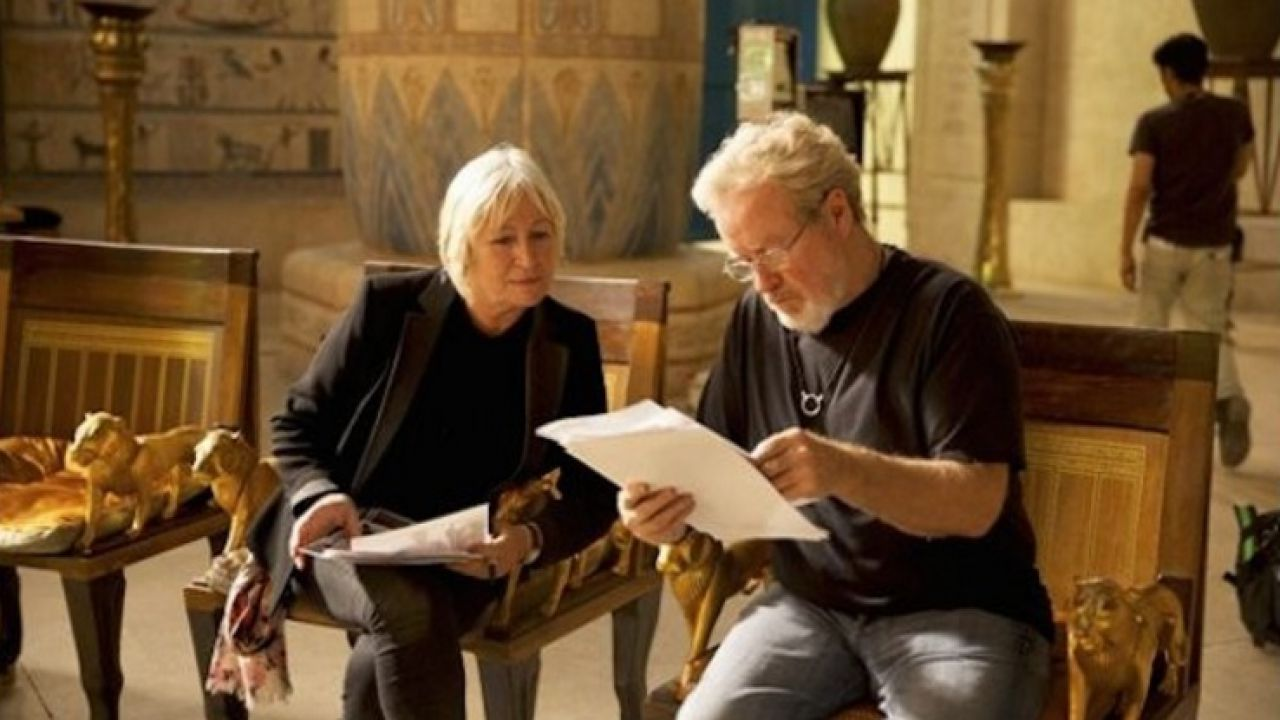 Janty Yates su The Martian, Ridley Scott e Alien: Covenant