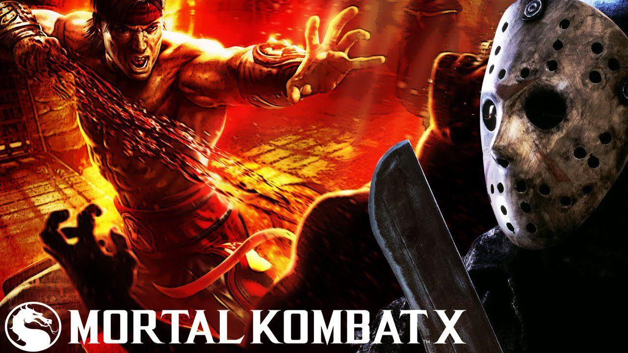 Jason in azione nel livestream di Mortal Kombat X, in arrivo una nuova patch per la versione PC