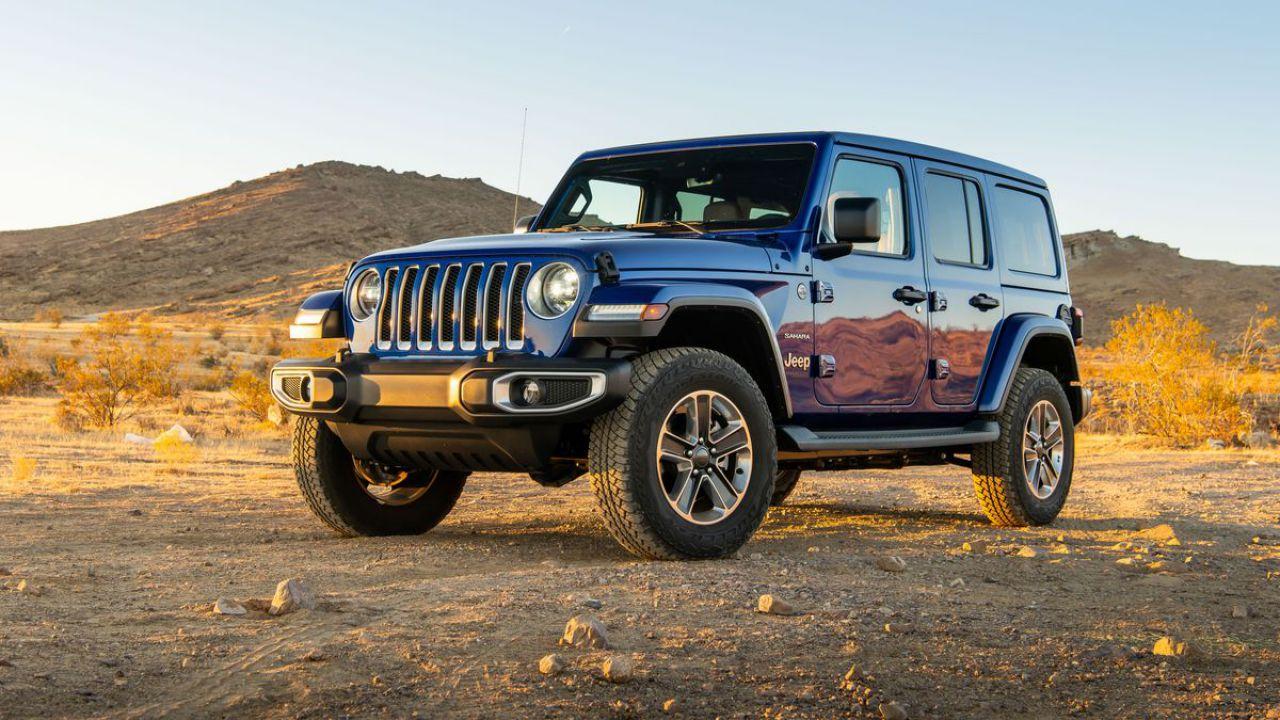 Jeep richiama oltre 30.000 Wrangler e Gladiator che rischiano di prendere fuoco