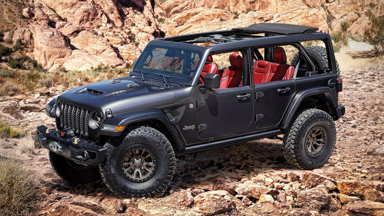 Jeep vuole diventare 'il brand SUV più green del mondo'