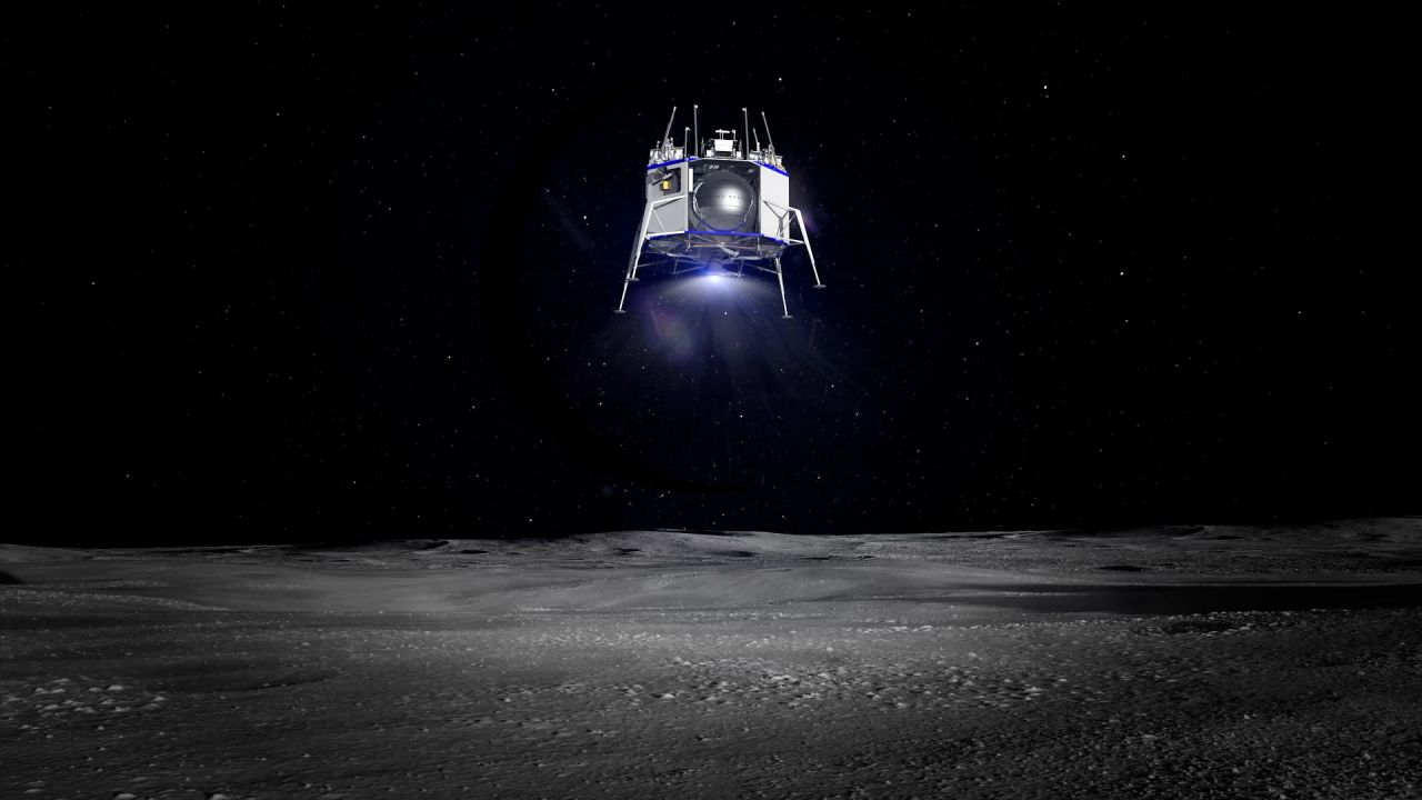 Jeff Bezos mostra su Instagram il motore che porterà gli astronauti sulla Luna nel 2024