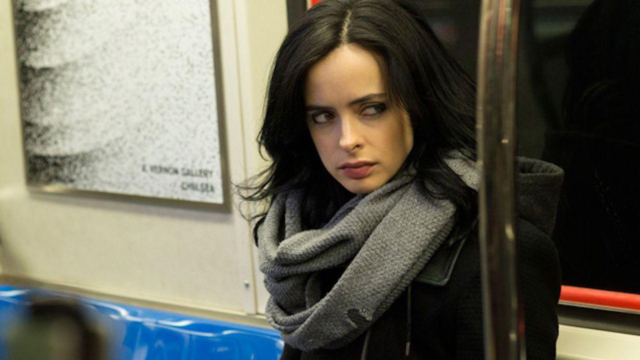Jessica Jones: Kristen Ritter in manette sul set della nuova stagione