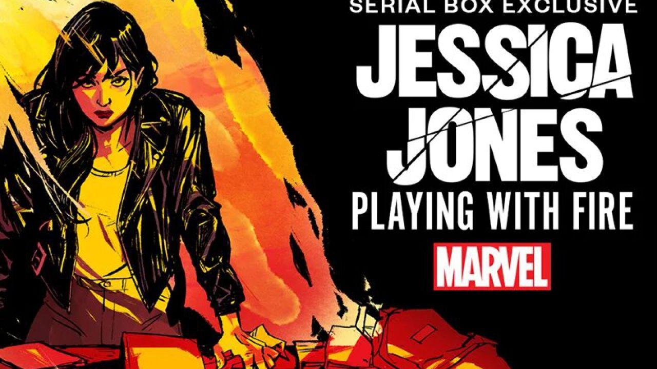 Jessica Jones: la serie Marvel sta tornando, ma non come pensate voi