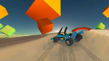 Jet Car Stunts: dettagli sulle versioni console